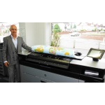 Quickprint Exeter invest in HP PageWide XL 5000 MFP Wide Format Copy, Print and Scan Machine