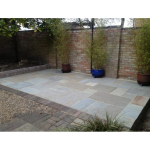Make the most of your outside space with a patio from Bidder Landscaping Woking..