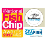 St Neots Fish & Chip Shop shortlisted for The 2017 National Fish & Chip Awards.........................
