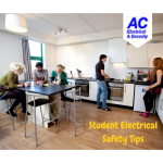 Electrical Safety Student Tips with AC Electrical