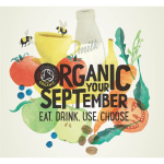 Health Foods for You are supporting organic September!