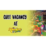 Chef Vacancy at Adventureland
