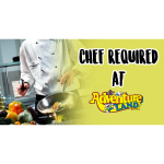 Chef Required at Adventureland
