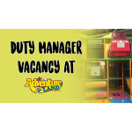 Duty Manager Vacancy at Adventureland