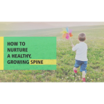 Nurturing a healthy spine for your child's future.