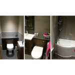 Bathroom and Cloakroom Transformation