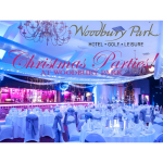 Xmas party Available to book on 2nd December for up to 130 guests!! in the beautiful Woodbury Park Atrium.