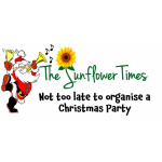 It's not too late to organise a Christmas Party @SunflowerCorp can do it for you.