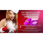 @So_Lippy announce their advent price draw for 24 days of Christmas!