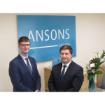Mark Tromans joins the Ansons Solicitors corporate and commercial team