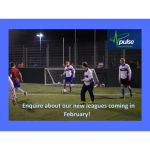 Get a kick out of Pulse Soccer's 5 a-side League