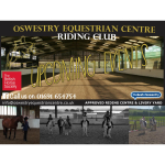 Oswestry Equestrian Centre RIDING CLUB - Events May 2017