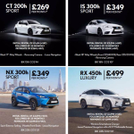 Experience Amazing with Special Business Offers from Lexus Bolton.