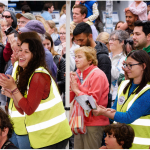 Record volunteer numbers for Brighton Fringe