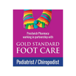 Looking after your feet with the help of Prestwich Pharmacy