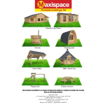 Maxispace Portable Buildings add New Product Range