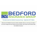 The latest News from Bedford Insurance @BedfordInsure