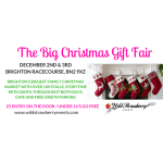 The Big Christmas Craft & Gift Fair supports Chestnut Tree House