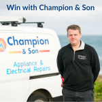 WIN A £100 VOUCHER TO SPEND AT ROC SALT COURTESY OF CHAMPION & SON