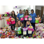 Shrewsbury Care Company makes Blue Monday more colourful for nearly 250 customers