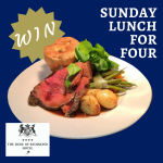 WIN A THREE COURSE SUNDAY LUNCH FOR FOUR PEOPLE AT THE DUKE OF RICHMOND