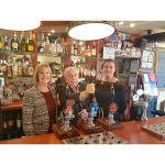 Webb Family Takes Ownership  of Top Village Pub