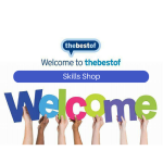 A big bestof welcome to Skills Shop