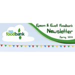 The latest news from the Epsom & Ewell Foodbank @EpsomFoodbank