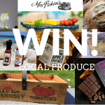WIN A TOMATO BASKET FILLED WITH GUERNSEY PRODUCE COURTESY OF MRS FISKEN