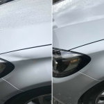 How does car dent repair work in Eastbourne, East Sussex