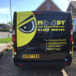 Three things you need to consider when choosing vehicle livery
