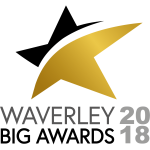 Branston Adams and Kall Kwik Farnham finalists in the Waverley BIG Awards