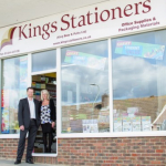 Thinking ahead with Kings Stationers!