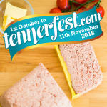 MRS FISKEN'S PATE FEATURES ON LA GRANDE MARE TENNERFEST MENU
