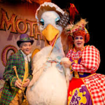 Catch Mother Goose at Theatre Severn Shrewsbury in 2018