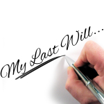 Top mistakes people make when writing a WIll