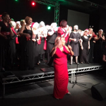 100 Voices raising money for good causes in Eastbourne
