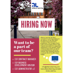 Alliance Learning are hiring now!