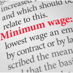 What is the National Minimum Wage and National Living Wage