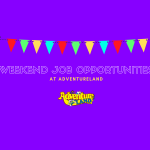 Weekend Job Opportunities at Adventureland