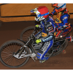 The Bomber Comes to Eastbourne Speedway