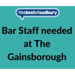 The Gainsborough Are Hiring