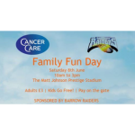 Fun for the whole family at Barrow Raiders!