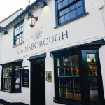 Mother's Day Menu at The Gainsborough