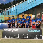 HoundDogs Flag team impress