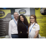 Our members, Sure Store are one of the headline sponsors to The North West Premier Business Fair!