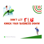 Don't let Flu knock your business down