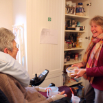 Make a Real Difference to Someone by Becoming a Phyllis Tuckwell Volunteer