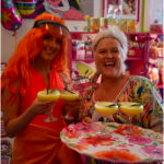 Shrewsbury mobile bar company hosts party for makeup studio in Liverpool