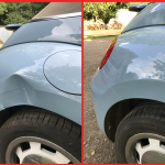 What does a high quality dent repair cost?